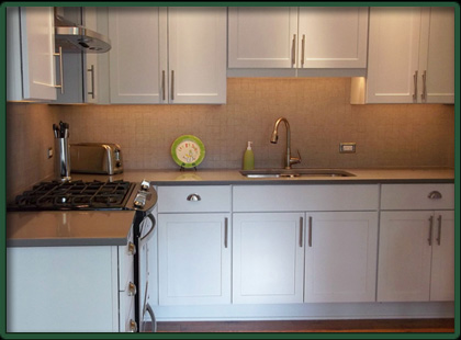 Vermont Cabinetry example photos